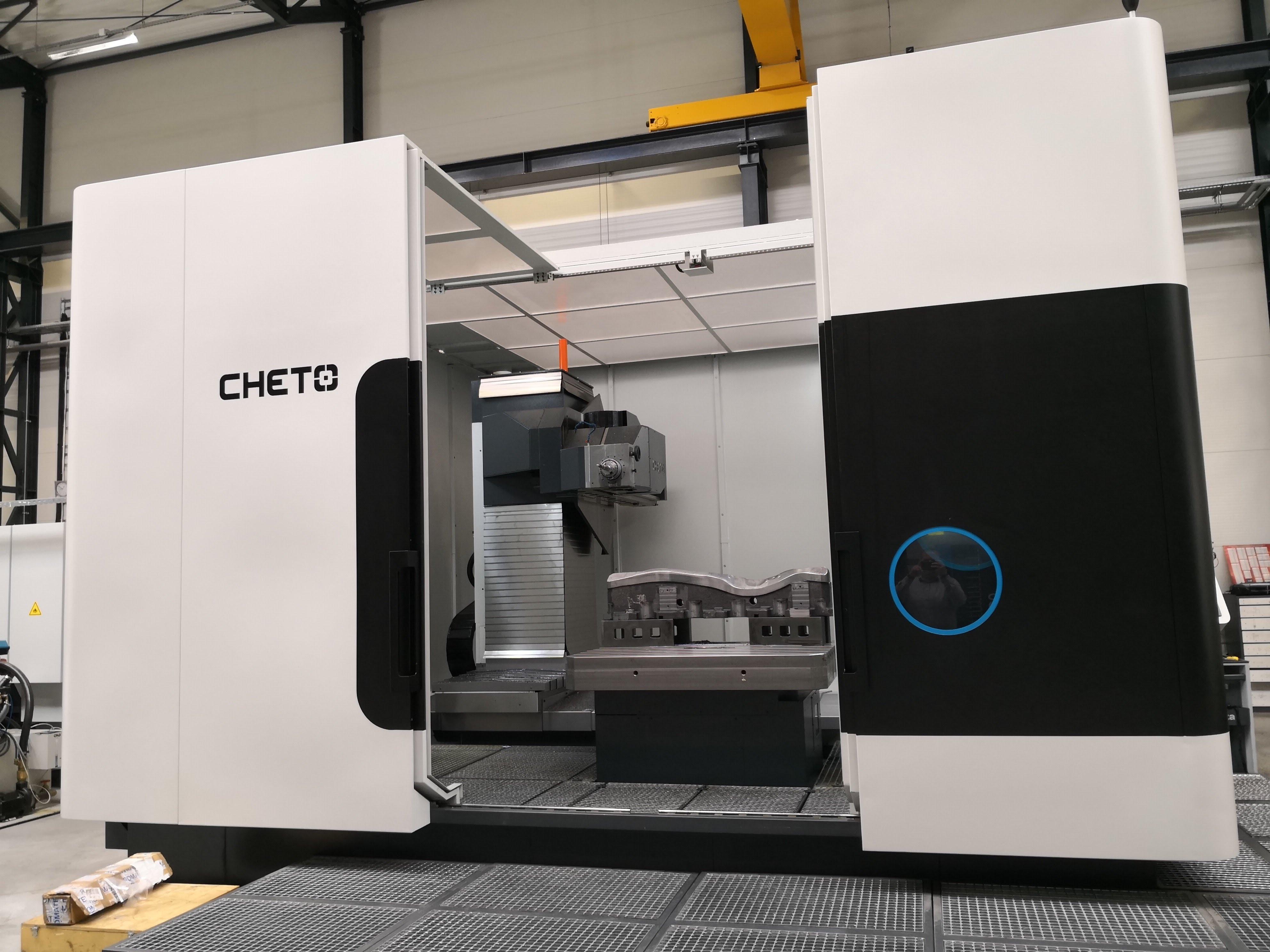 6 osiowa maszyna do wiercenia otworów w metalu